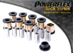 BMW Mini Generation 2 Powerflex Black Rear Control Arm Bushes PFR5-109BLK